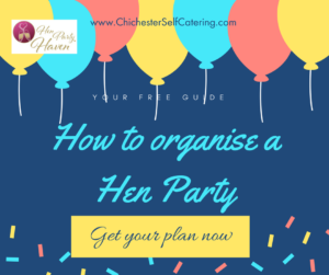 How to organise a Hen Party